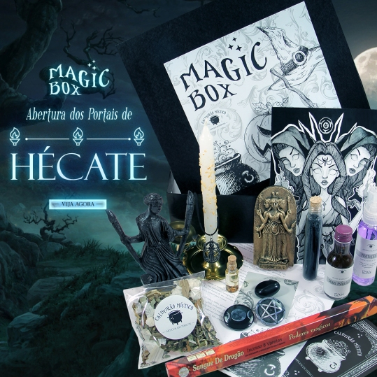 magic box hecate