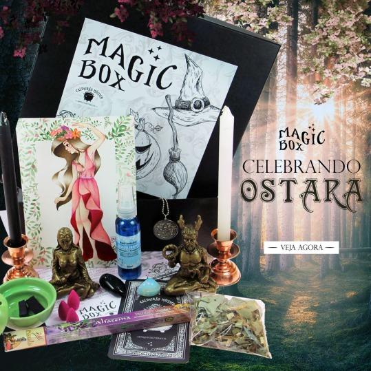 magic box ostara
